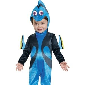 Disney Finding Dory Deluxe Infant Costume 12-18M